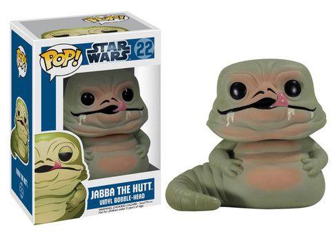 Pop! Star Wars: Jabba the Hutt