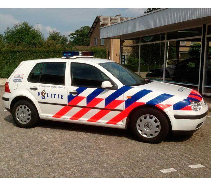 Politieauto's Oude Automerken (jaartal: 2000 tot 2010) - Foto's SERC