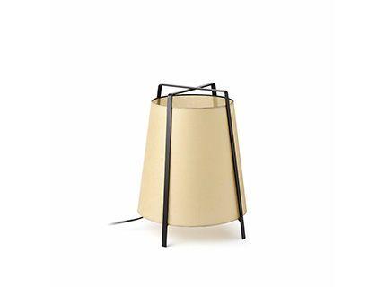 AKANE-P Lampe de table beige – Faro