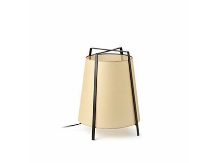 AKANE-P Beige table lamp | Faro