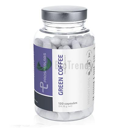 Green Coffee Prosper Labs to suplement diety, który przyśpiesza proces spalania zbędnej tkanki tłuszczowej oraz pomaga w utrzymaniu szczuplejszej sylwetki ciała. Dodatkowo Green Coffee Prosper Labs zwiększa metabolizm, redukuje wchłanianie węglowodanów z przewodu pokarmowego, a także opóźnia proces starzenia się organizmu poprzez eliminację nadmiaru wolnych rodników. Link: http://www.biotrendy.pl/produkt/green-coffee-tabletki-na-odchudzanie/