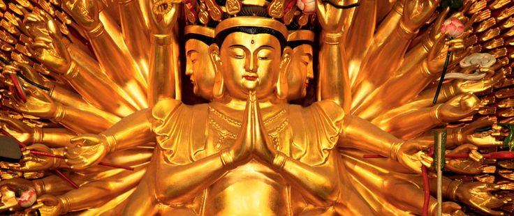 10 vitale levenslessen die we kunnen leren van het Boeddhisme