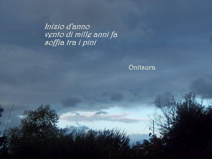 Onitsura - haiku