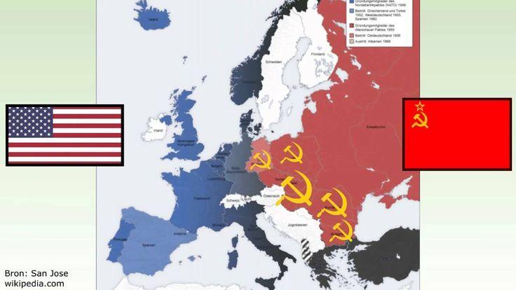 Iemand heeft ooit gezegt dat deze oorlog de koude oorlog heet. Vraag : Waarom heet de koude oorlog de Koude oorlog?