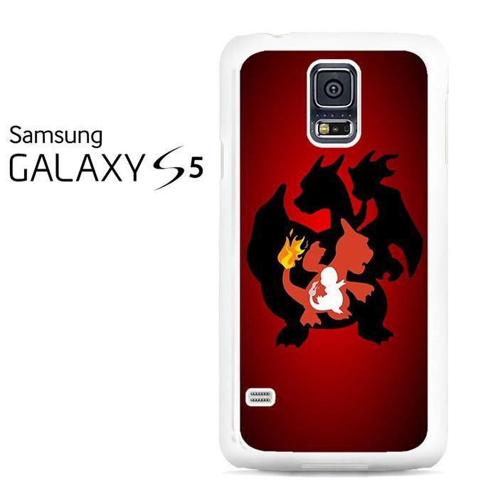 Charizard Evolution Samsung Galaxy S5 Case