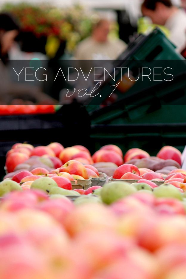 YEG Adventures vol. 1 || Aurooba Ahmed