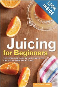 Juicing for Beginners: The Essential Guide to Juicing Recipes and Juicing for Weight Loss: Rockridge Press: 9781623152161: Amazon.com: Books Juicing for Beginners will teach you how to start using juicing recipes today for weight loss and better health, with 100 simple and delicious juicing recipes, as well as a complete guide to starting your own juicing diet. Learn how to pick out the juicer and juicing recipes that are perfect for you.
