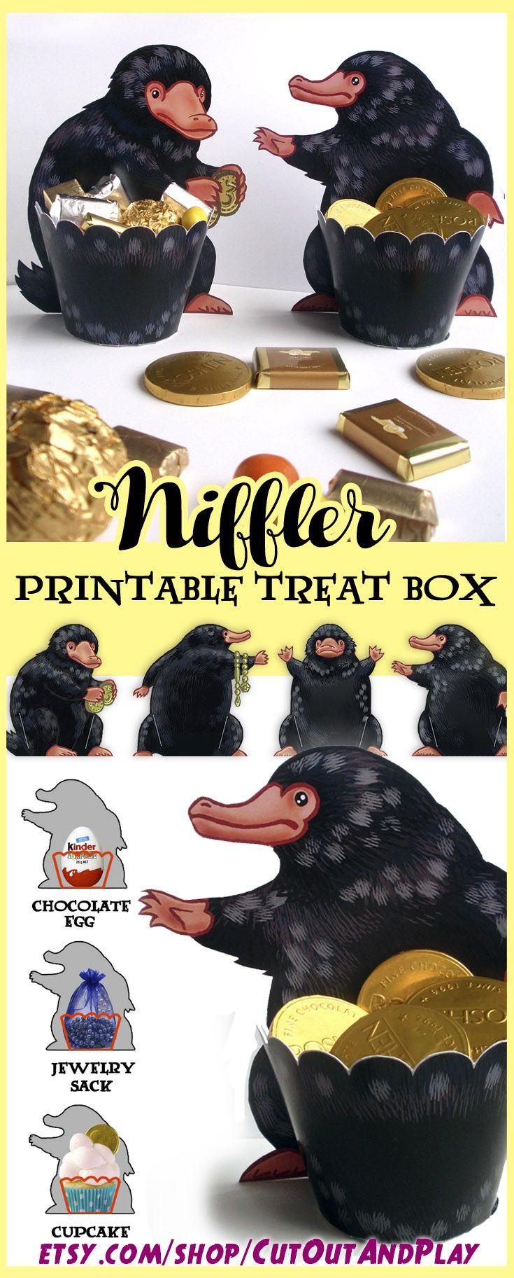 Fantastic Beasts | Niffler