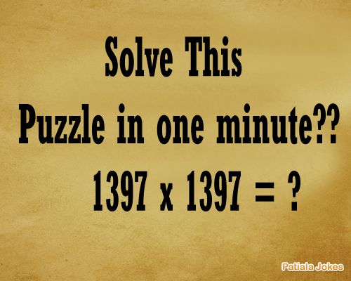 Pin by Rinku on Maths Puzzles, Logic and Riddles Puzzles