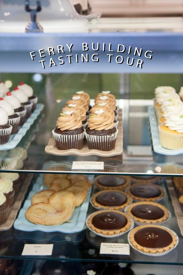 Ferry Building Tasting Tour | Oh Happy Day! #daydate @HowAboutWe