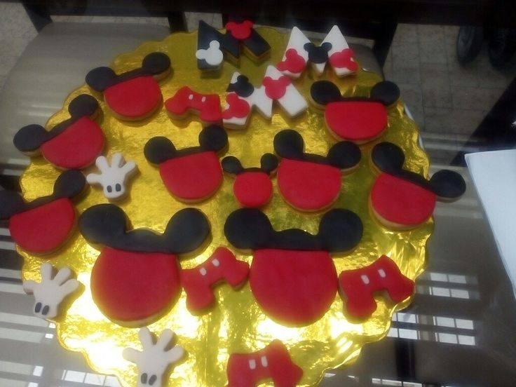 #cookies #mickey #mickeymouse #disney #yummygourmet #yummy