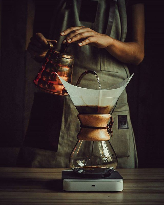 📷 @aleksmfoto ☕  For featuring please tag to @chemexlove and use #chemex #chemexlove in your caption ❤
