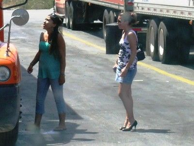 truck stop prostitutes naked