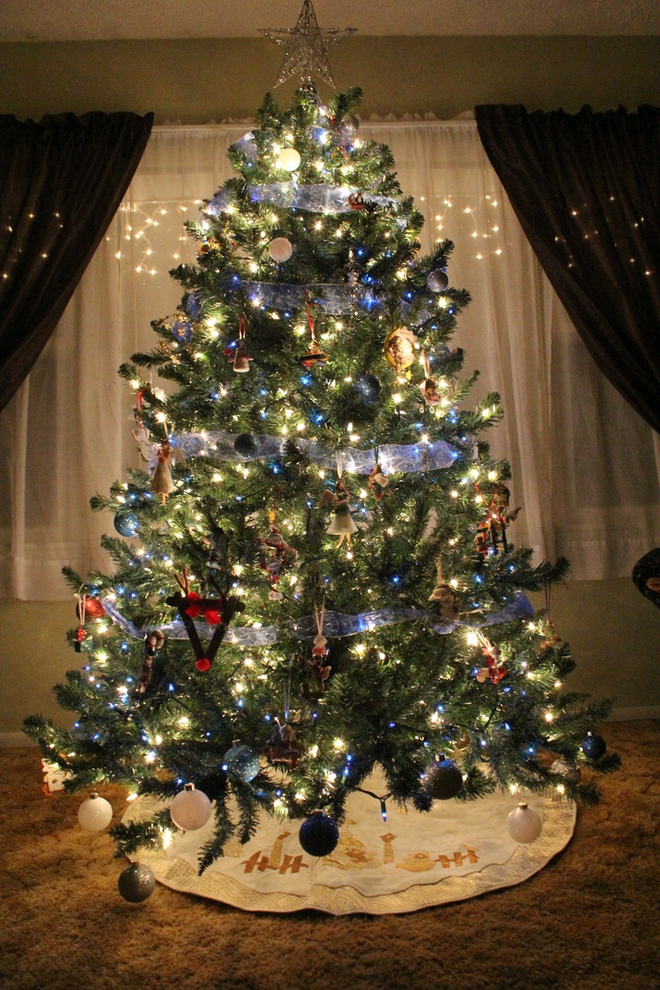 169 Best Christmas Trees Images On Pinterest Beautiful