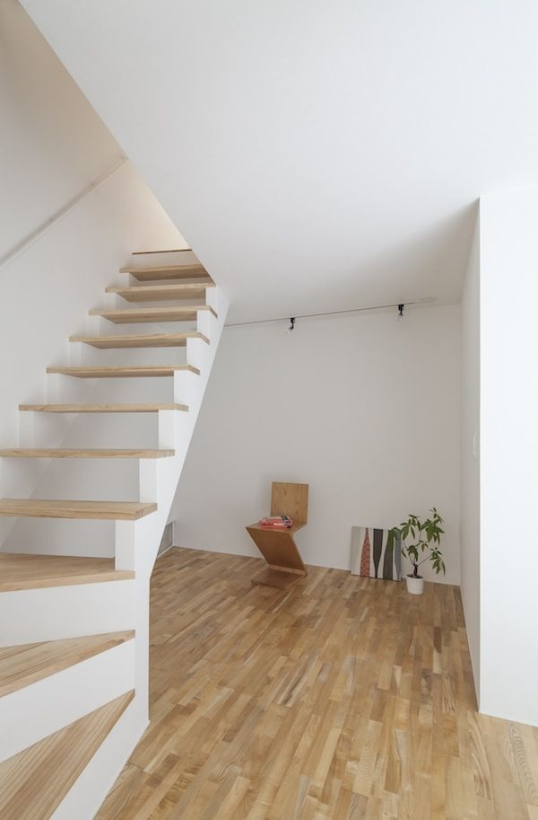 Stair With Corner