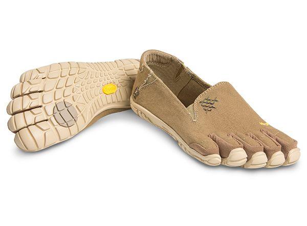 Women's Minimalist Casual Shoe – CVT-Hemp Casual Shoes for Women | Vibram FiveFingers (size 42)