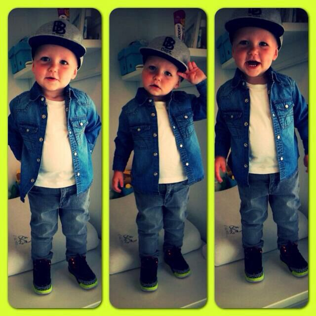 My cute nephew, love what he is wearing at this day! | Felies01 |