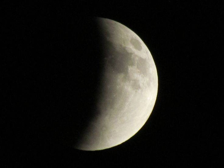 #2 Eclipse de luna del 15 de abril 2014