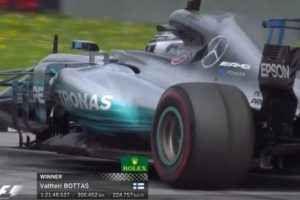 Formula 1: Vince Bottas. Vettel secondo ed allunga alla fine il gran premio d'austria lo ha vinto bottas con la sua mercedes. al secondo posto si è classificato vettel che anche se di poco, allunga nei confronti di hamilton. grazie a bottas che è arr #formula1 #f1 #vettel #bottas #hamilton