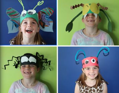 Mini Matisse blog Bug hats