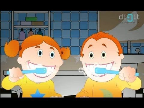 Brush teeth - song and animation                                                                                                                                                                                 More
