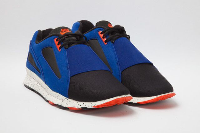 Nike HighTop Boxing Tennis Shoes | Blue high tops, High tops and Athletic  shoes