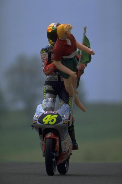 Valentino Rossi Mugello 1997