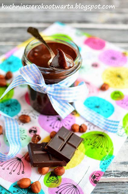 100 g gorzkiej czekolady (min.60% kakao)