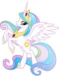 This is me, Princess Celestia My pony version! I am the creator of this board if you want to join let me know!