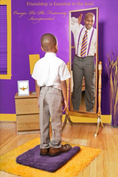 Reflections of a Legacy - Omega Psi Phi