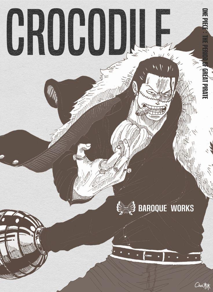 Sir Crocodile