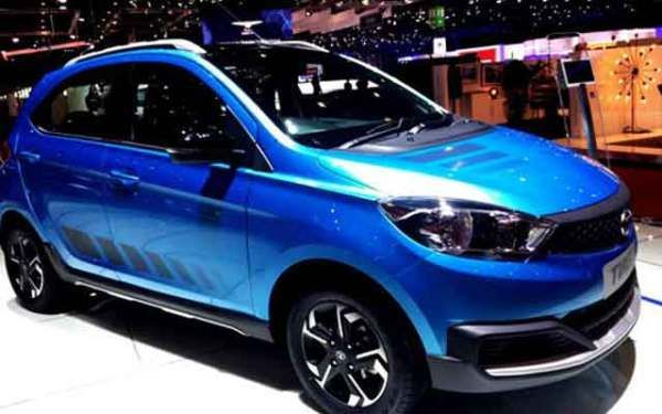 Tata Motors finally launched its much awaited hatchback Tiago at aggressive introductory price of Rs. 3.2 lakh to Rs. 5.54 lakh today .