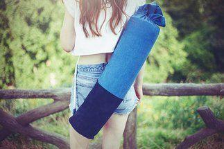 Tuto : fabriquer un sac pour tapis de gym