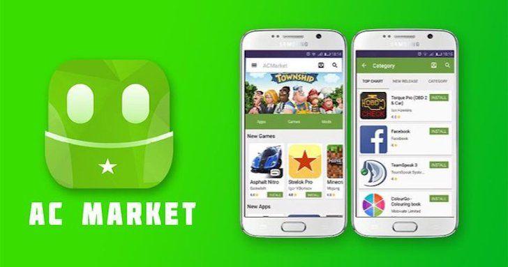 Ac Market App Android Marketing App