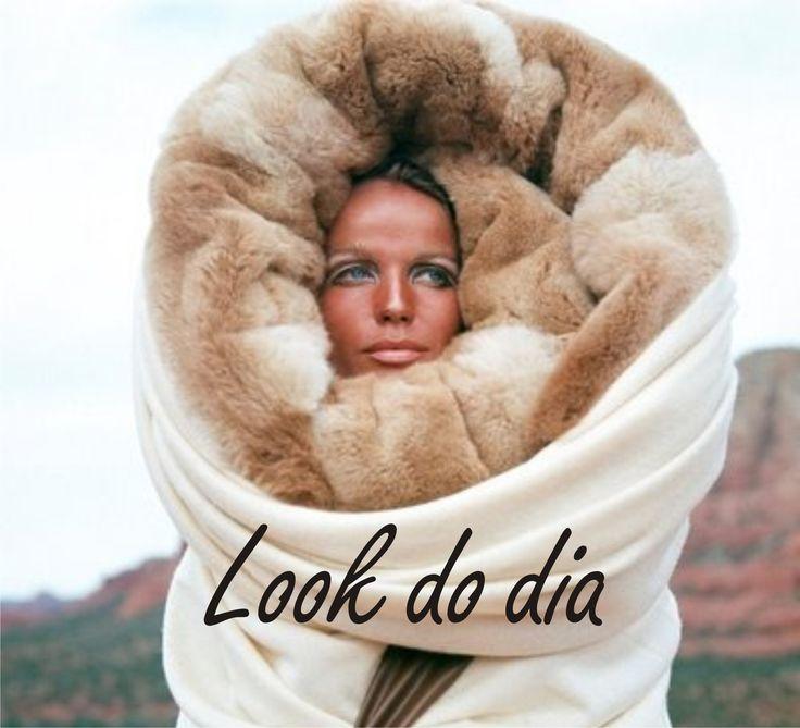 """Bom dia frio... Porque hoje """"MAIS"""" é MAIS!!!"""