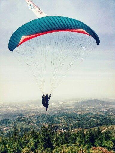 #Paragliding #sidomukti #semarang #indonesia