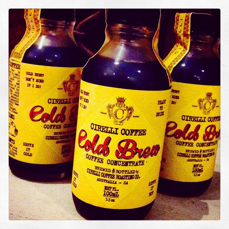 Cirelli Coffee Cold Brew