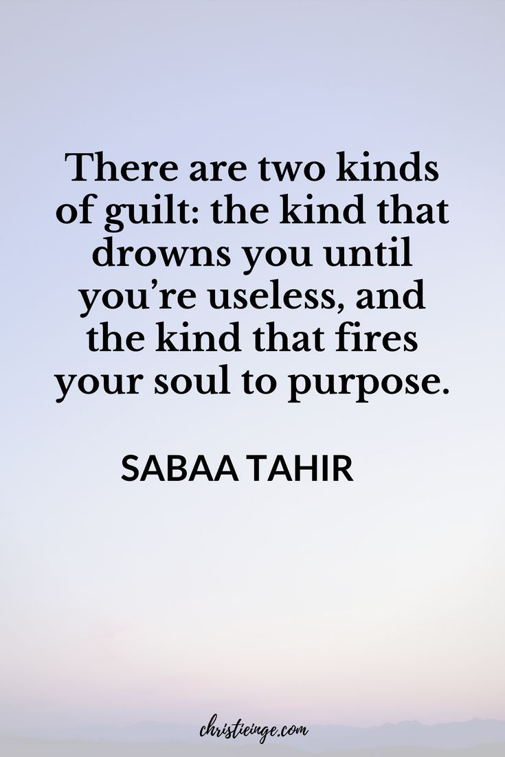 How To Free Yourself From Self Doubt Guilt And Shame Quotes