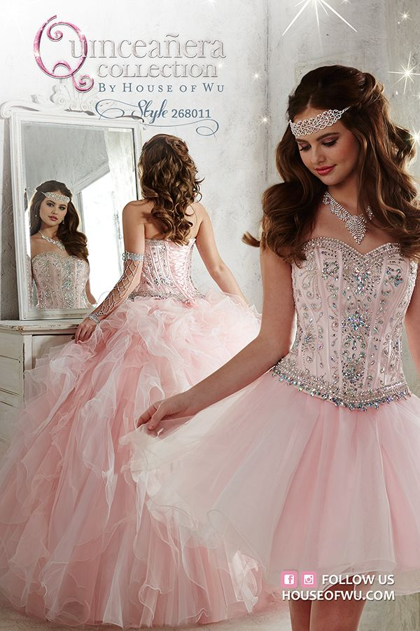 Wow.. what a beautiful Quinceanera Dress! Love it! Love to use this photo for www.jinkyscrafts.com 2016 Quinceanera Invitation collection