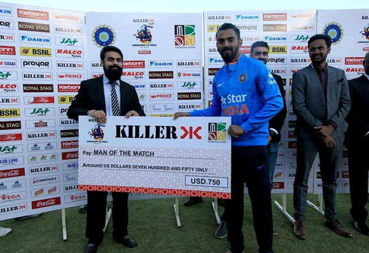 Highlights India tour of Zimbabwe 2016: Zimbabwe Vs India, Lokesh Rahul played marvelous innings on his Debut ODI match against Zimbabwe. He became First Indian Batsman Who Made 100 in his 1st ODI Debut Match against Zimbabwe. #INDvZIM #ZIMvAUS #Fantasycricket #cricketnews