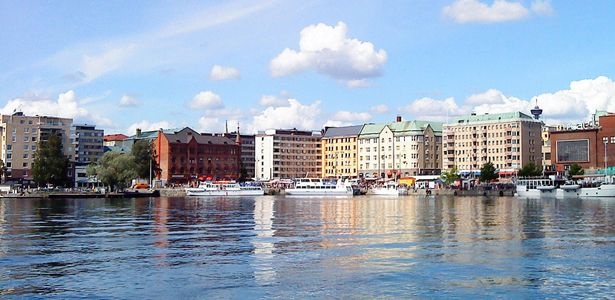 Tampere,home sweet home
