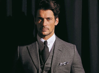 "The 'Making of' video for Madame Figaro photoshoot ""David Gandy, the gentlemâle""     Model: David Gandy"