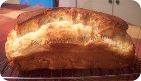 Pain SANS GLUTEN..qui goûte le VRAI pain!!!