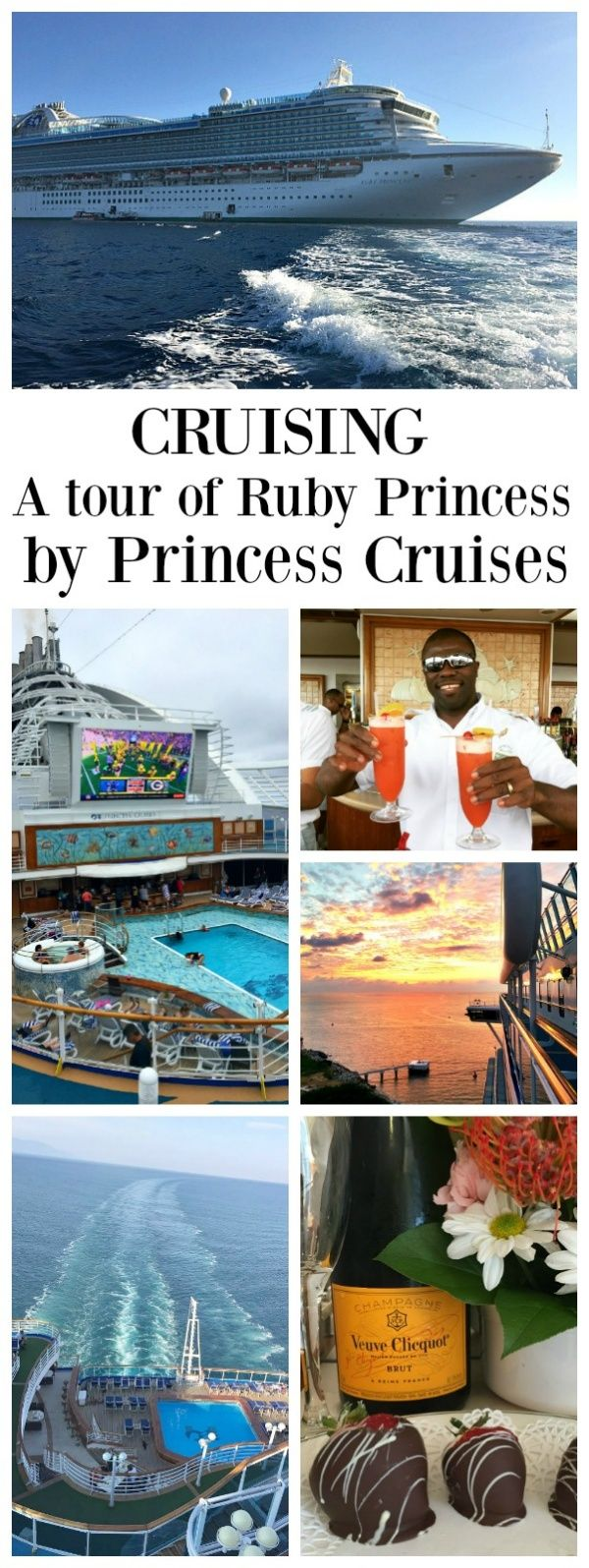 Tour of Ruby Princess ship | RecipeGirl.com