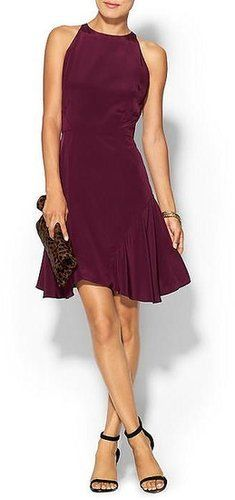 Shoshanna Fit and Flare Dress