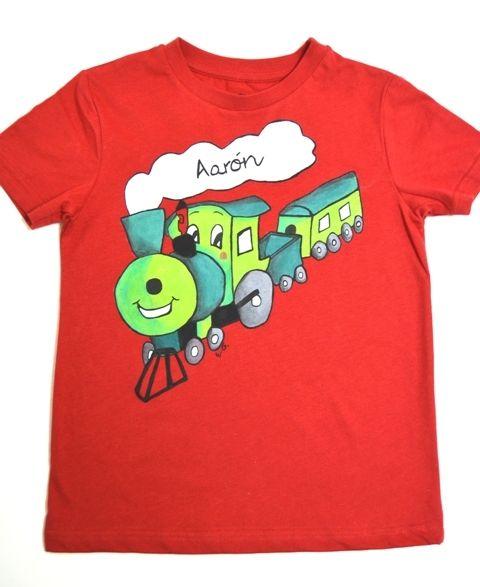 Camiseta niño personalizada, Niños y bebé, Ropa