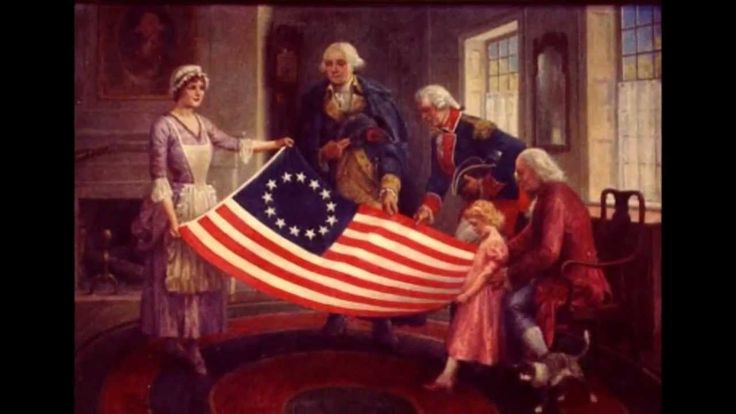 "Ann M. Wolf ""Our Beautiful American Flag & The Meaning of the Stars & St..."