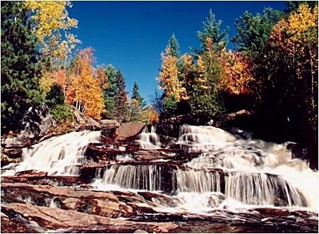 Duchesney falls