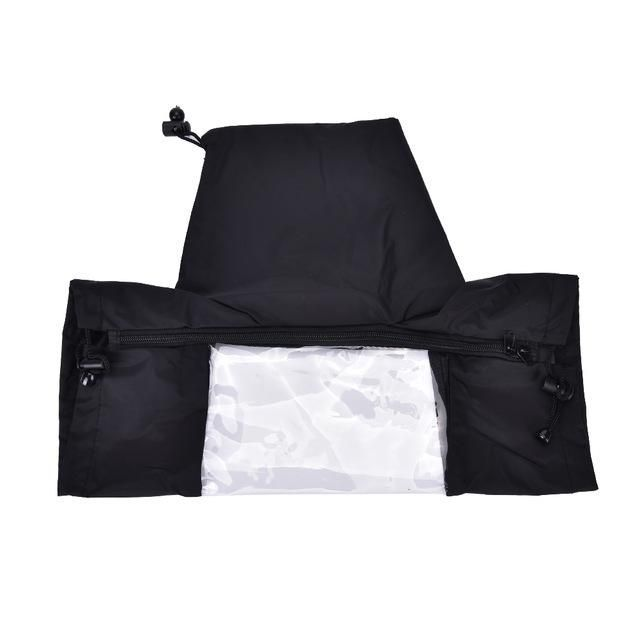 Professional Camera Waterproof Rainproof Dust Proof Rain Cover Bag Protector for Camera Nikon Canon DSLR Cameras