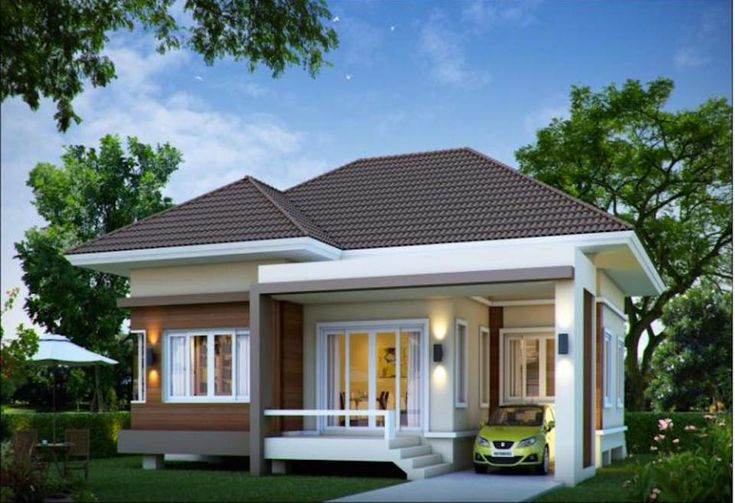 small-houses-plans-for-affordable-home-construction-5 - 25 Impressive Small House Plans for Affordable Home Construction